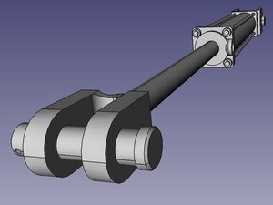 Module - Secondary Cylinder Assembly
