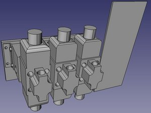 Module - Solenoid Assembly