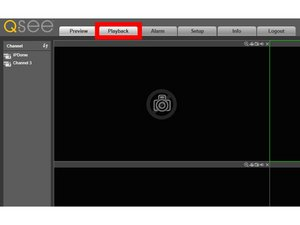 HOW TO PLAYBACK VIA BROWSER