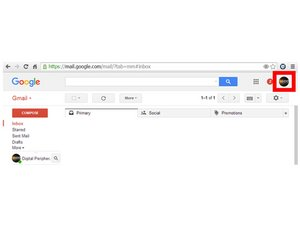 HOW TO CONFIGURE A GMAIL ACCOUNT TO ALLOW EMAIL NOTIFICATIONS