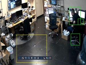 Intrusion Detection Setup