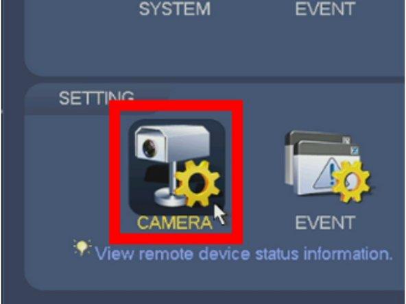 Select Camera