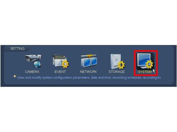 Click System