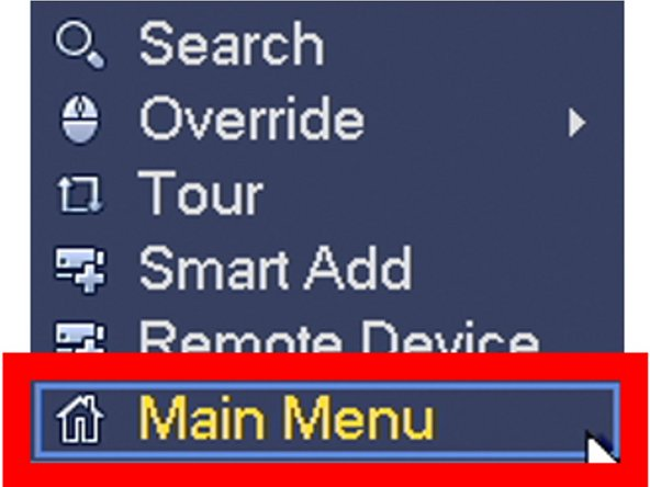HOW TO CHANGE IP CAMERA CHANNELS AND CAMERA ORDER