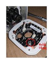 QCN7006B Reset Button Location