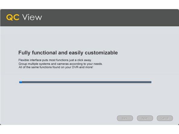 PC) QC VIEW FOR PC SETUP - Q-Plus Support Portal