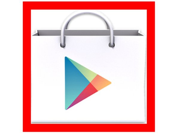 Open the Play Store on your Android.