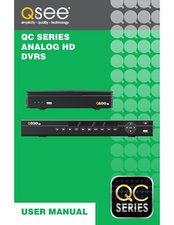QC Analog HD DVR Manual