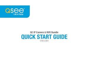 QC IP HD NVR Quick Start Guide