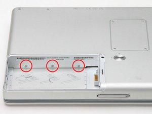 """PowerBook G4 Aluminum 12"""" 867 MHz Upper Case Replacement"""