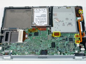 PowerBook G4 Titanium DVI PRAM Battery Replacement