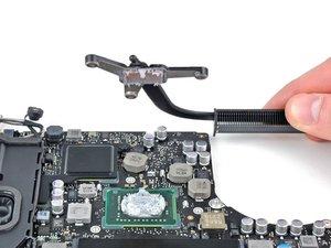 "MacBook Pro 13"" Unibody Early 2011 Heat Sink Replacement"