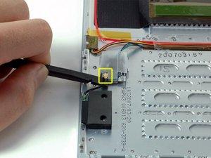 "MacBook Pro 15"" Core 2 Duo Model A1211 Bluetooth Board Replacement"