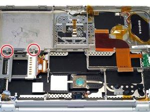 PowerBook G4 Titanium Mercury PC Card Cage Replacement