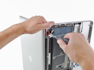 "MacBook Pro 17"" Unibody Upper Case Replacement"