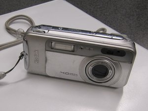 Kodak EasyShare LS743 Repair