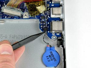 """MacBook Pro 15"""" Core 2 Duo Models A1226 and A1260 PRAM Battery Replacement"""