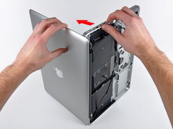 "MacBook Pro 15"" Unibody Mid 2009 Upper Case Replacement"