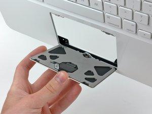 MacBook Unibody Model A1342 Upper Case Replacement