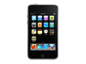 iPod Touch 3rd Generation Repair