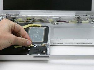 "PowerBook G4 Aluminum 12"" 867 MHz Display Replacement"