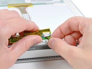"PowerBook G4 Aluminum 15"" 1.67 GHz Display Inverter Replacement"