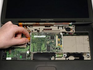 PowerBook G3 Lombard Inverter Replacement