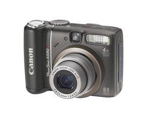 Canon PowerShot A590 IS Repair