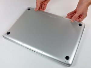 """MacBook Pro 15"""" Unibody Early 2011 Lower Case Replacement"""