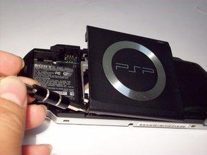 PSP 1000 UMD Door Replacement