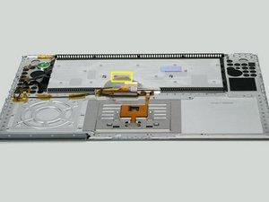 "PowerBook G4 Aluminum 17"" 1-1.67 GHz Keyboard (1-1.5 GHz) Replacement"
