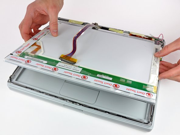 """iBook G4 14"""" 1.42 GHz LCD Replacement"""