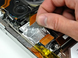 "PowerBook G4 Aluminum 17"" 1.67 GHz (High-Res) Modem Replacement"