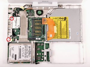 """iBook G4 12"""" 800 MHz-1.2 GHz I/O Bezel Replacement"""