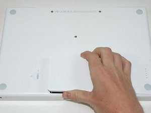 MacBook Core 2 Duo Battery Replacement