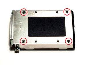 PowerBook G3 Wallstreet Hard Drive Replacement