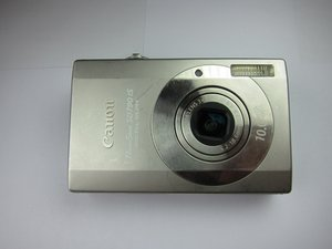 Canon Powershot SD790 IS Repair