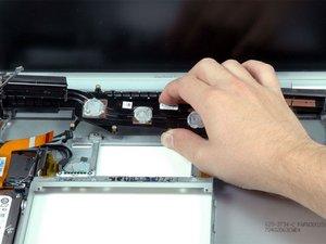 "MacBook Pro 15"" Core 2 Duo Model A1211 Heat Sink Replacement"