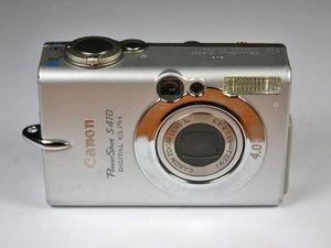 Canon PowerShot S410 Repair