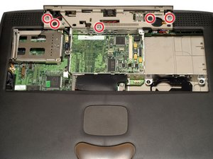 PowerBook G3 Lombard Upper Case Replacement