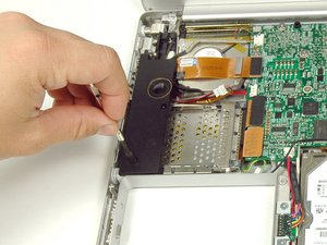 "PowerBook G4 Aluminum 15"" 1.67 GHz Left Speaker Replacement"