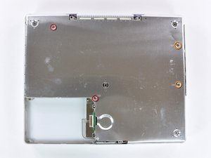 """iBook G4 12"""" 1.33 GHz Bottom Shield Replacement"""