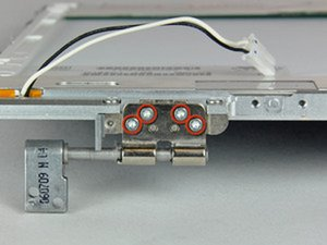 """MacBook Pro 15"""" Core 2 Duo Model A1211 Right Clutch Hinge Replacement"""