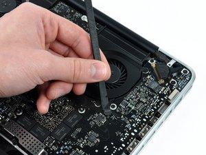"MacBook Pro 15"" Unibody Mid 2009 Left Fan Replacement"