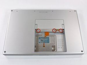 """MacBook Pro 15"""" Core 2 Duo Models A1226 and A1260 RAM Shield Replacement"""