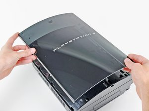 PlayStation 3 Smart Plate Replacement