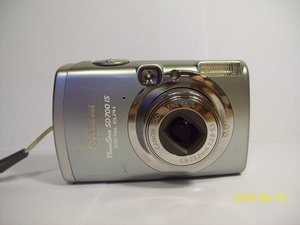 Canon PowerShot SD700 Repair