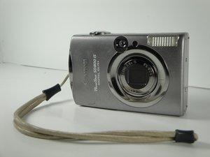 Canon PowerShot SD800 IS Repair
