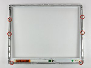 """iBook G4 14"""" 933 MHz-1.33 GHz Clutch Hinges Replacement"""