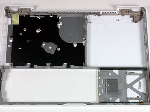 MacBook Core Duo Lower Case Replacement